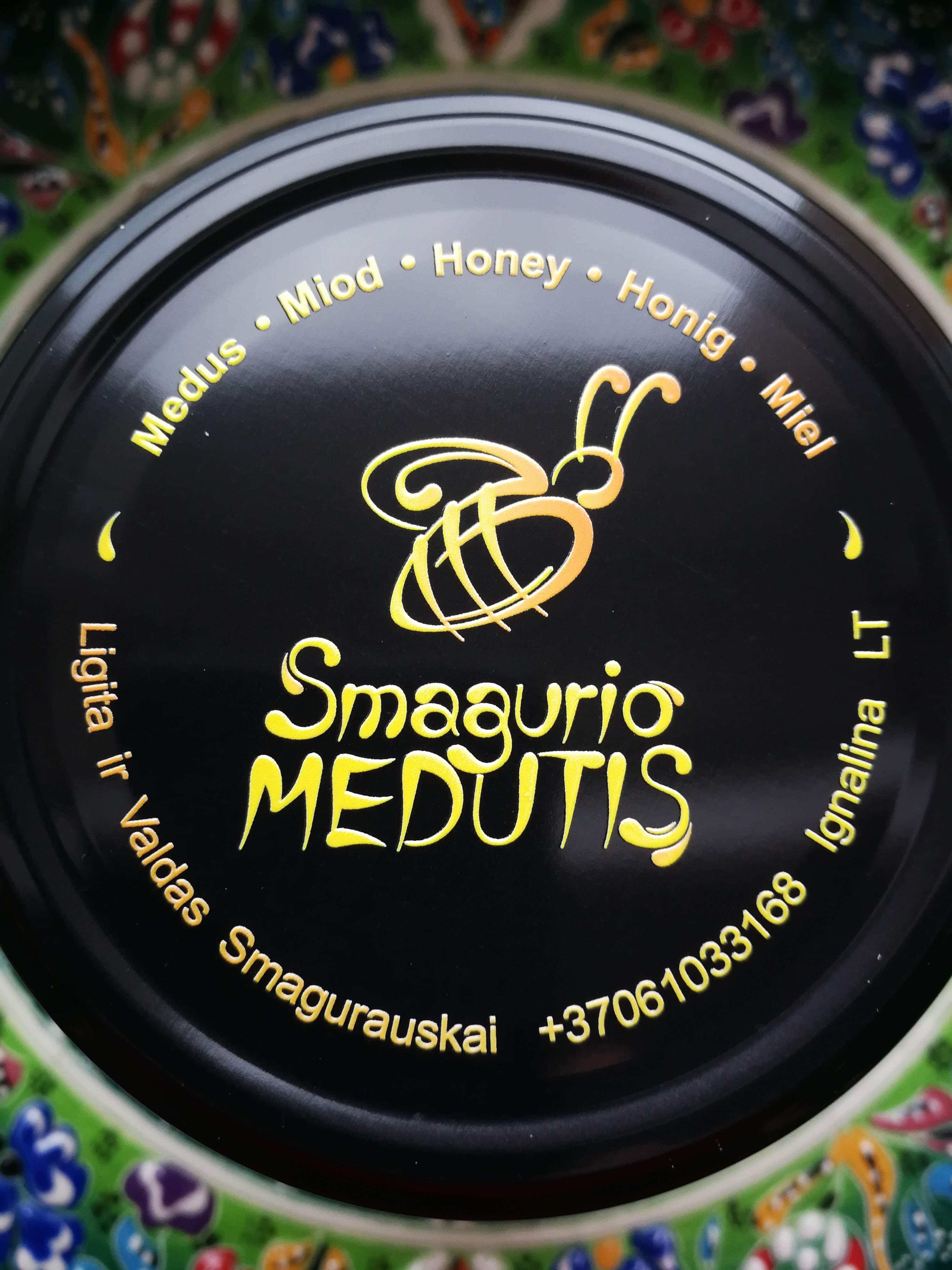 Smagurio medutis, Aukštaitijos nacionalinio parko produktas